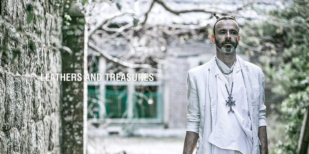 LEATHERS AND TREASURES 取り扱いのご案内