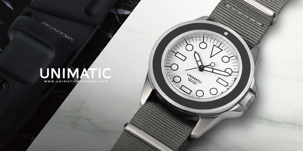 "HºM'S"" WatchStoreにてイタリア発のウォッチブランド「UNIMATIC(ウニマティック)」の取扱いがスタート"