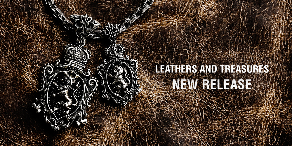 LEATHERS AND TREASURES NEW RELEASE