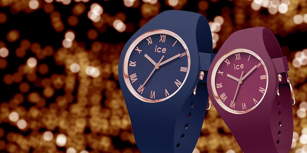 アイスウォッチの数量限定ペアモデル「アイスメモリー」ブランド初のローマ数字でロマンチックな夜をイメージ